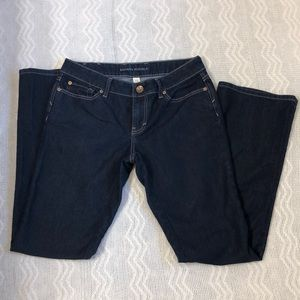 Banana Republic jeans. Size 29. Flare legs.